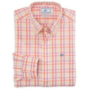 Royall Avenue Check Sport Nectar Southern Tide
